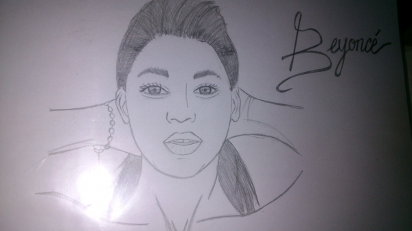 Beyonce by maite59